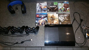 Playstation super slim à vendre (250$)