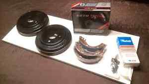 Honda Civic 1996-2000 Rear brakes