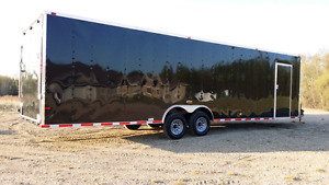 New 2017  8.5x30 V Nose Cargo Tr(22 24 26 30) Used once lightly