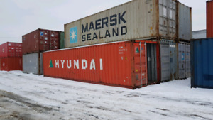 Conteneurs Maritimes Shipping Containers