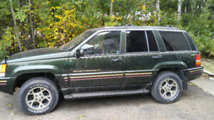 1996 Jeep Grand Cherokee Orvis Edition