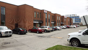 For Lease 2 floor industrial condo unit 3285 sq.ft.