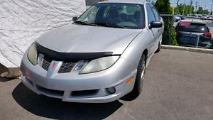 Pontiac Sunfire 4 portes 2004 126000km