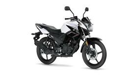 2017 YAMAHA YS125 COMPETITION WHITE *LOW RATE FINANCE AVAILABLE*