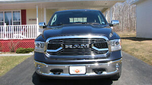2017 Dodge Power Ram 1500 Laramie Long Horn Pickup Truck