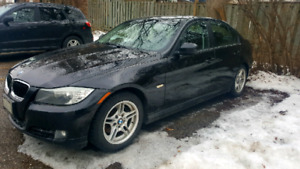 09 BMW 3-Series 6MT LCI