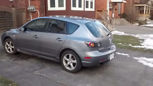 2006 Mazda 3 Sport Hatchback Certified & E-tested included!