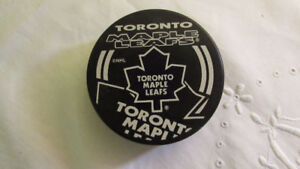 Vintage TORONTO MAPLE LEAFS Puck
