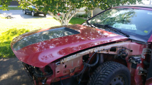Parting out 2001 Ford Mustang
