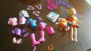 VINTAGE BARBIES AND POLLY POCKET COLLECTABLES Cambridge Kitchener Area image 8