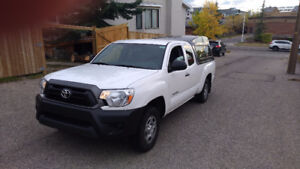 2014 Toyota Tacoma Extended Cab 4 Cylinder