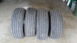 Tires for sale great condition