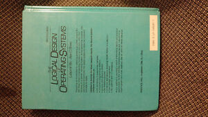 The Logical Design of Operating Systems, Second Edition Kitchener / Waterloo Kitchener Area image 2