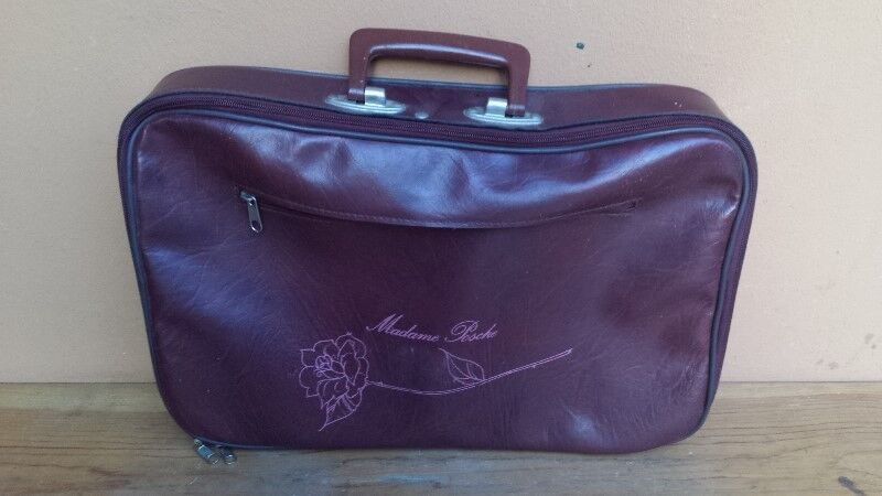 Lovely Madam Porche bag.