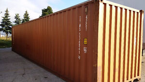 40ft Storage and Shipping Containers on Spring Special Pricing!! Kingston Kingston Area image 4