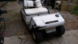 Golf cart club car