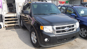 2011 ford escape all whell drive