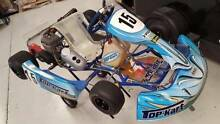 GO KART JUNIOR NATIONAL TRAILER AND SPARES RACE-READY PACKAGE Regents Park Auburn Area Preview