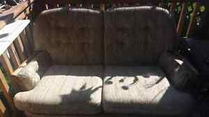 FREE CHAIR & LOVE SEAT