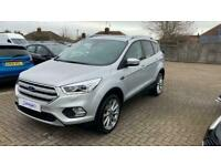 2019 Ford Kuga TITANIUM X EDITION 1.5 ECOBOOST 150ps Manual Hatchback Petrol Man
