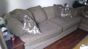 Free basement couch