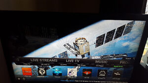 Android Tv Box/ updates with over 400 live channels Cambridge Kitchener Area image 6