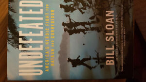 Undefeated by Bill Sloan US defeat Philippines Bataan WW2