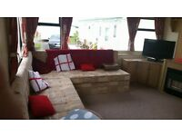 Caravan to hire whitley bay