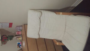 Ikea sofa chair and more. moving sale)