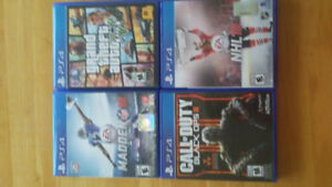 PS4 Games $70 for all OBO