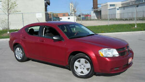 2009 Dodge Avenger, Automatic, 4 door, 3 year warranty available