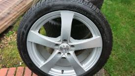 Car wheels