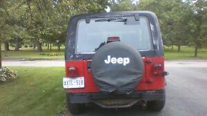 1994 Jeep YJ