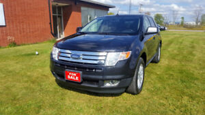 2010 Ford Edge SEL AWD ACCIDENT FREE
