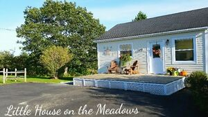 Perfect Christmas Retreat :   Little House on the Meadows