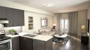 Brand New Luxury 2 Bedroom 2 Bath Condo for rent in Bowmanville