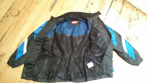 HJC motor cycle jacket light weight NEW London Ontario image 2