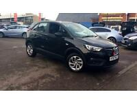 2017 Vauxhall Crossland X 1.6 Turbo D ecoTec SE (Start S Manual Diesel Hatchback
