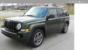 2008 Jeep Patriot Familiale