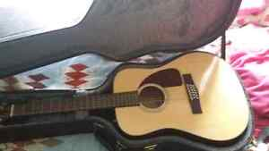 Fender 160se electric acustic mint condition  St. John's Newfoundland image 1