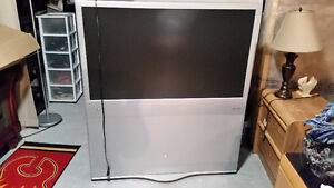 """44"""" LG Projection TV"""