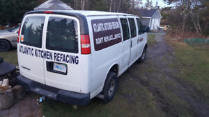 2006 Chevrolet Express HD Van NO RUST9