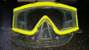 SCUBAPRO DIVING MASK