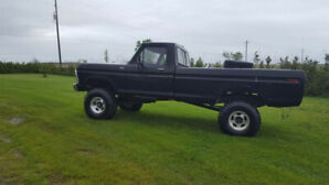 1979 ford  4x4 pickup