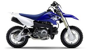 Wanted ttr50 pw50 crf50