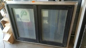 Price REDUCED!! PLYGEM Black aluminum exterior window