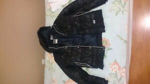 G-STAR RAW MENS PUFFED WINTER JACKET SIZE M