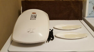 George Foreman Large Lean Mean Fat Reducing Grilling Machine