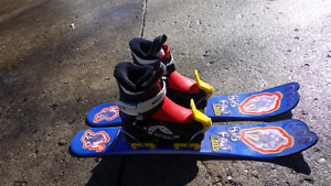Downhill ski package TODDLER