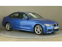 2013 BMW 3 Series 318d M Sport 4dr Saloon diesel Manual